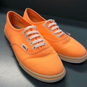 Vans orange  Sneakers